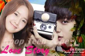 Love Story Im Yoona Kim Myungsoo