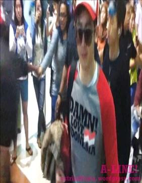 Nichkhun 2PM DAMN! I Love Indonesia2