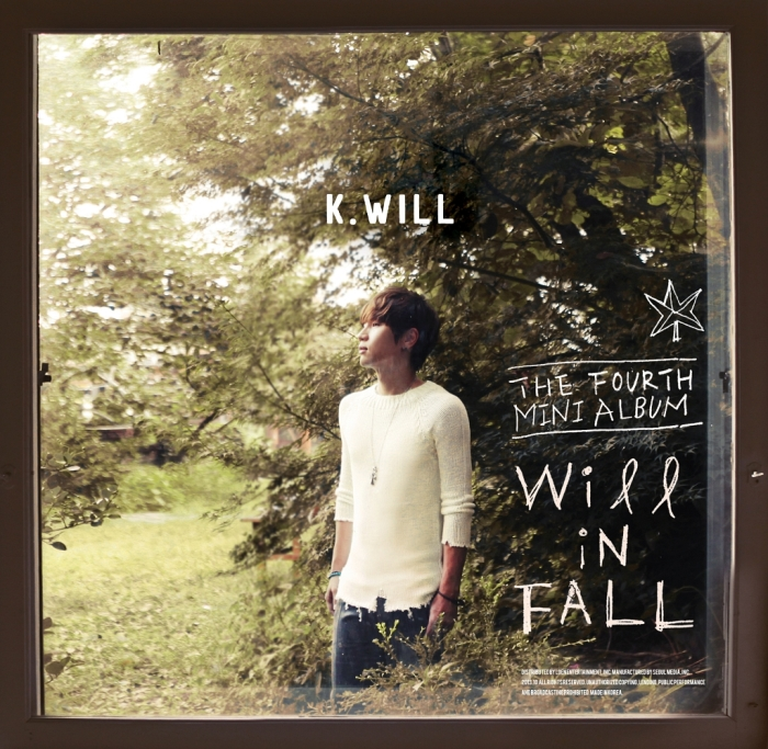 k will you don't know love cover album