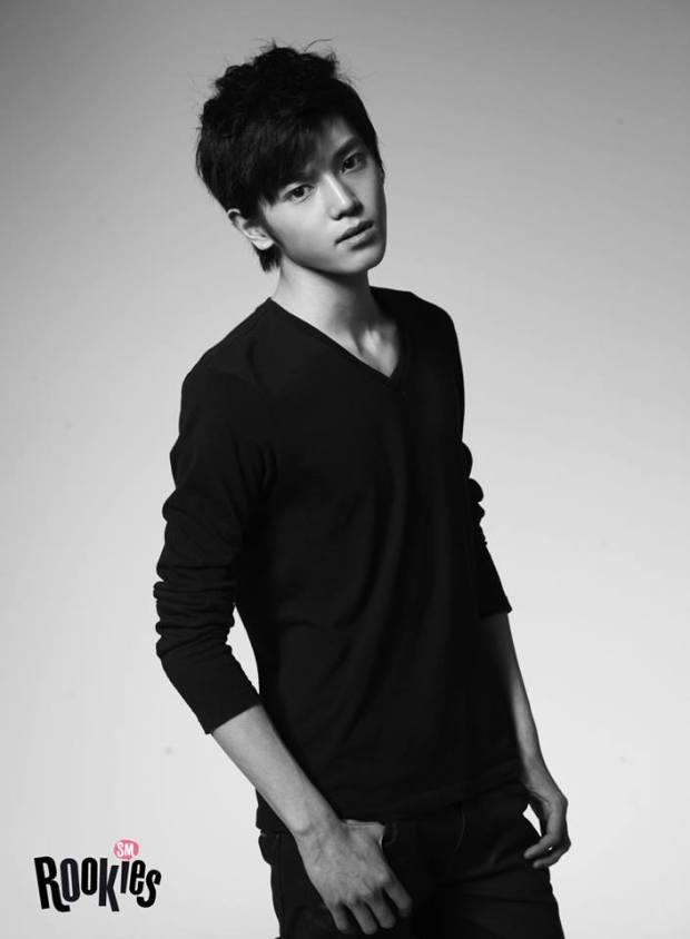 Taeyong SM Rookies