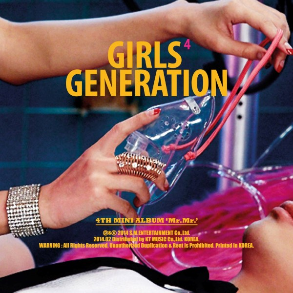 Girls' Generation Mr. Mr.