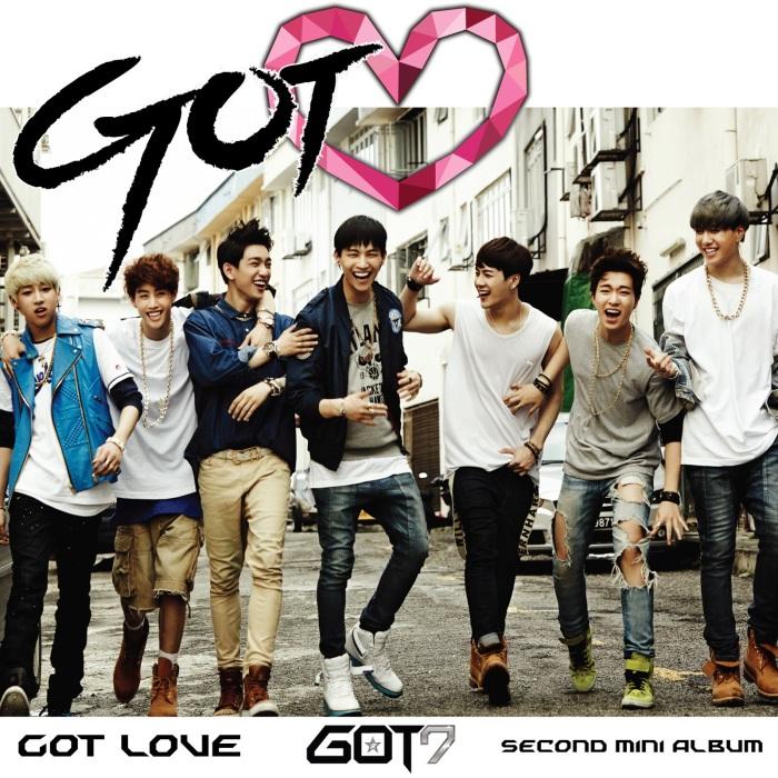 GOT7-Album